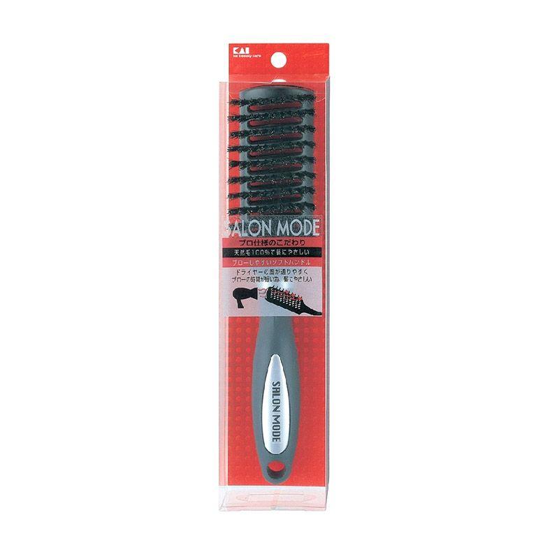 Kai Salon HC-0618 Black Hair Brush