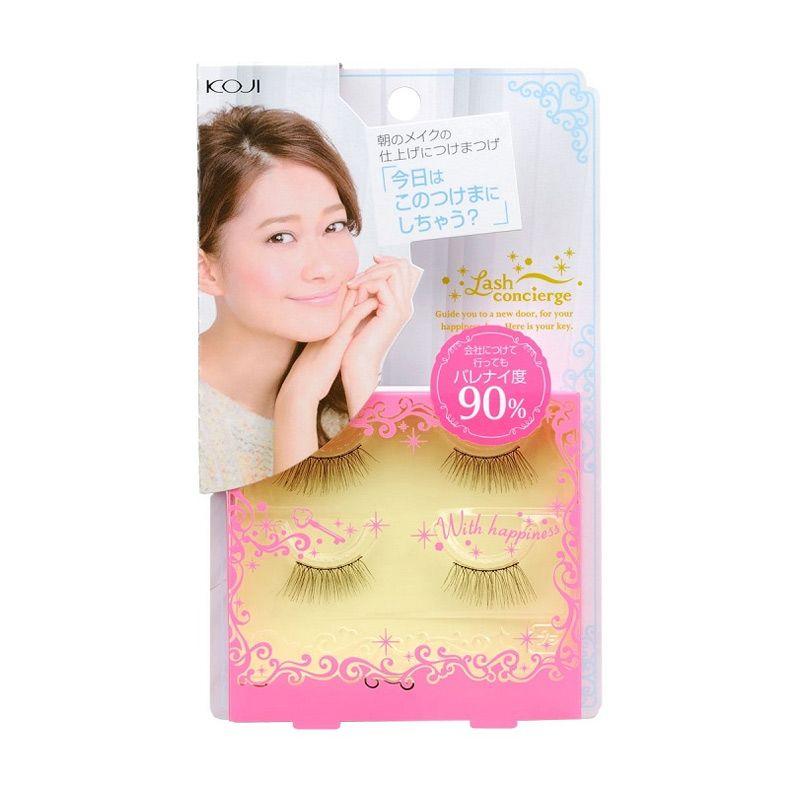 Koji Lash Concierge Pure Smile No. 01 Eyelashes