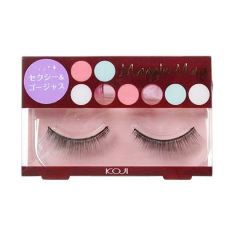Koji Maggie May 2MM-8703 Black Eyelashes Riasan Mata