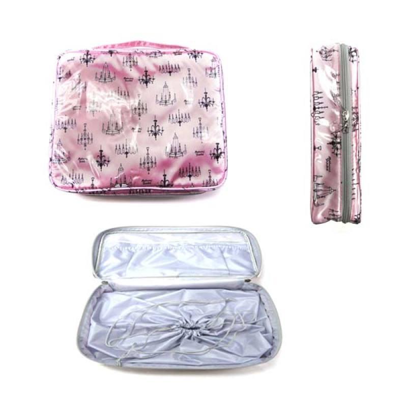 Masami Shouko Chandelier Lingerie Pouch Pink