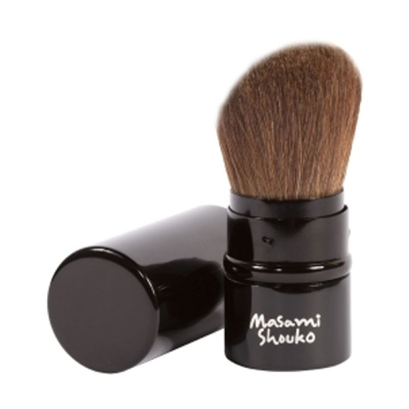 Masami Shouko Retractable Kabuki Blush Brush