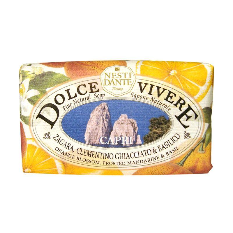 Nesti Dante Dolce Vivere Capri Sabun Mandi [250 gr]