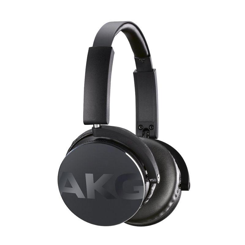 AKG Y50 Hitam Headset