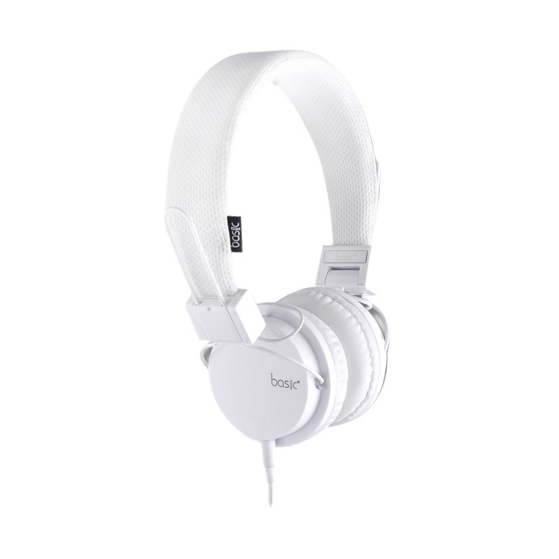 Basic HP22 White Headset