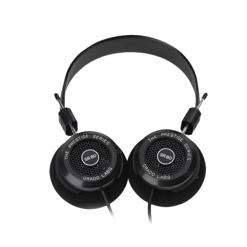 Grado SR80E Black Headphone
