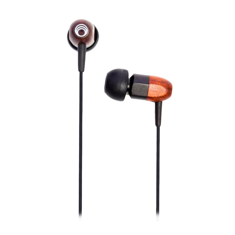 Thinksound TS02 Hitam Earphone