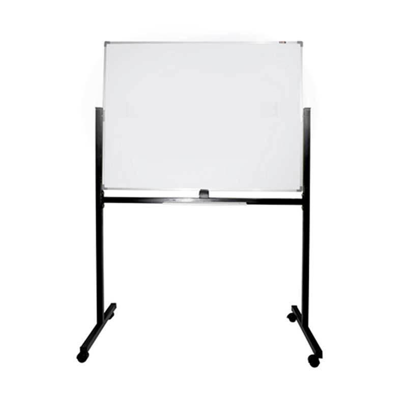 Keiko Single Face Stand White Board [60x120 cm]