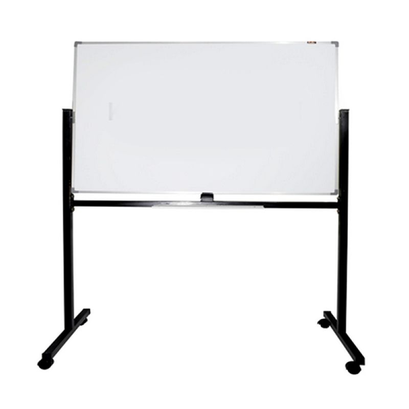 Keiko Stand Double Face White Board [90 x 180 cm]