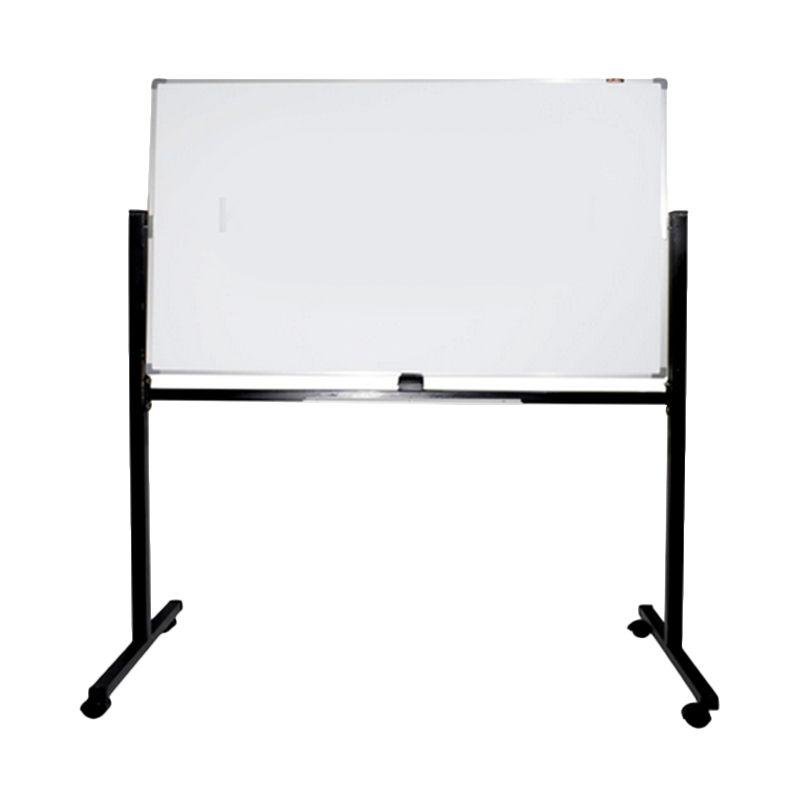 Keiko Stand Single Face White Board [90 x 180cm]