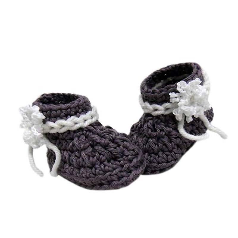 Keinna Milano Boots Grey Sepatu Bayi