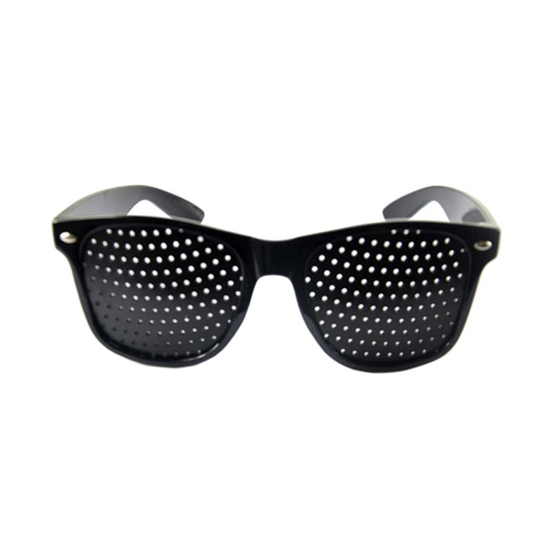Jual Pinhole Glasses Kacamata Terapi Kesehatan Mata Online - Harga    Kualitas Terjamin  7e23222119