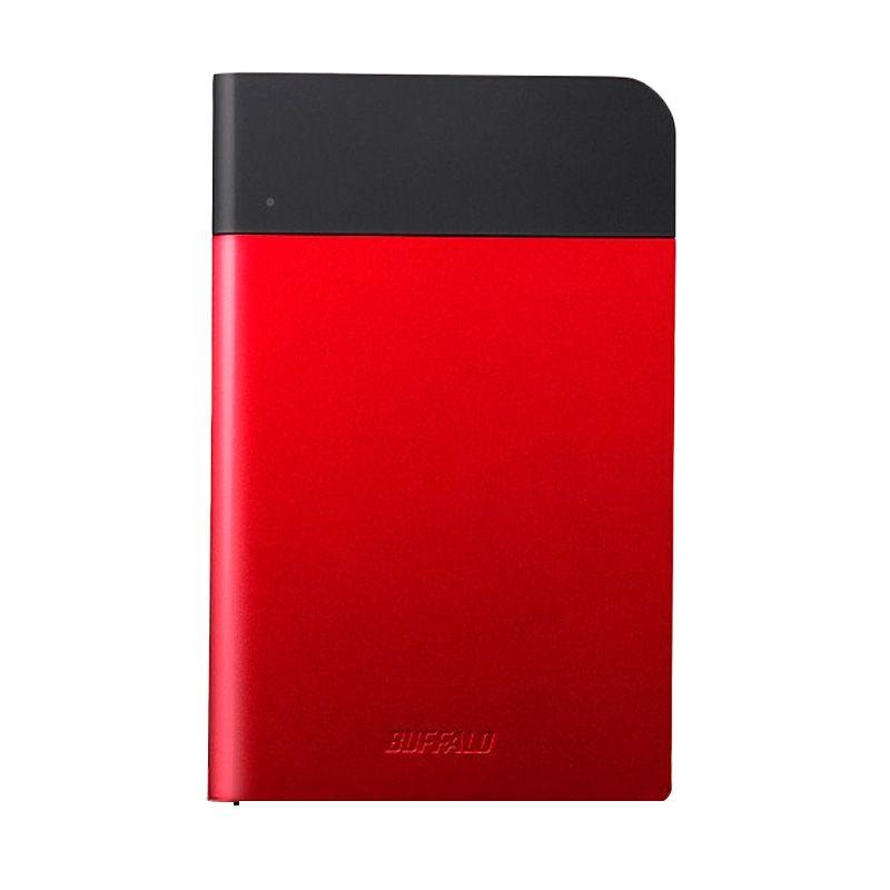 Buffalo Ruggedized USB 3.0 Red Hard Disk [HD-PZF1.0U3R-AP/1 TB]