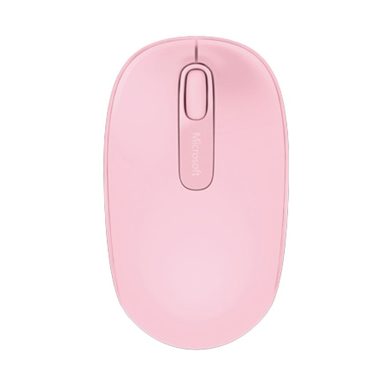 Microsoft 1850 Light Orchid Wireless Mouse