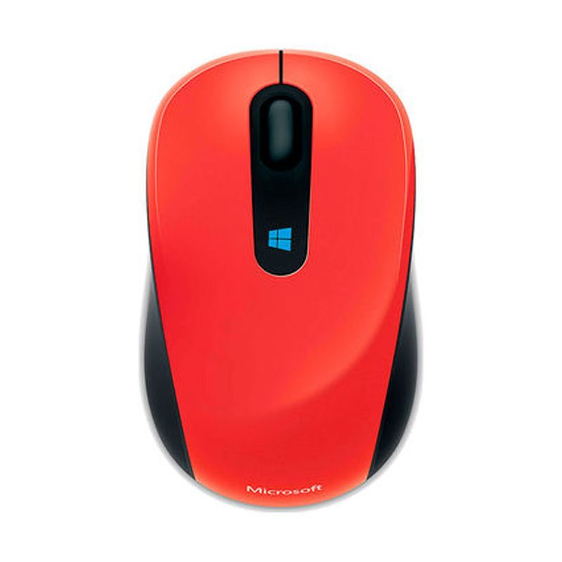 Microsoft Sculpt Mobile Flame V2 Red Wireless Mouse