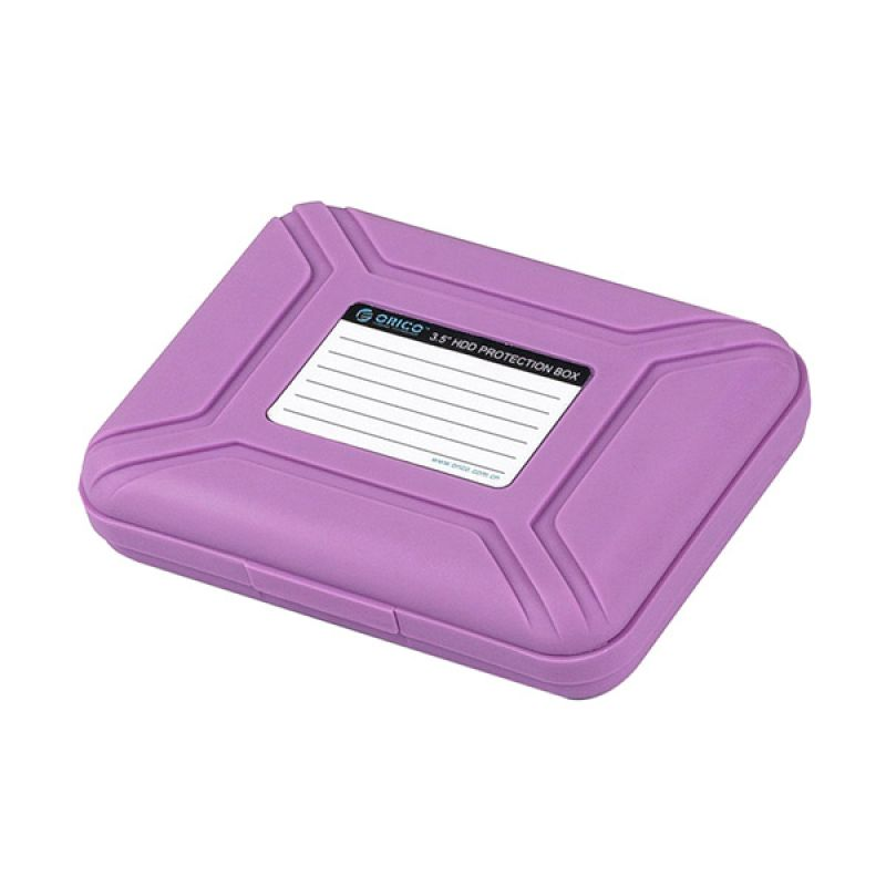 Orico PHX-35 Purple Casing for Hard Disk [3.5 Inch]