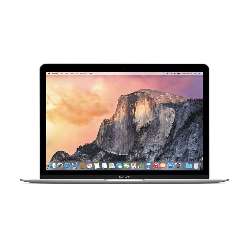 OCBC Smart Deals - Apple Macbook NEW MF855 Silver Laptop [12