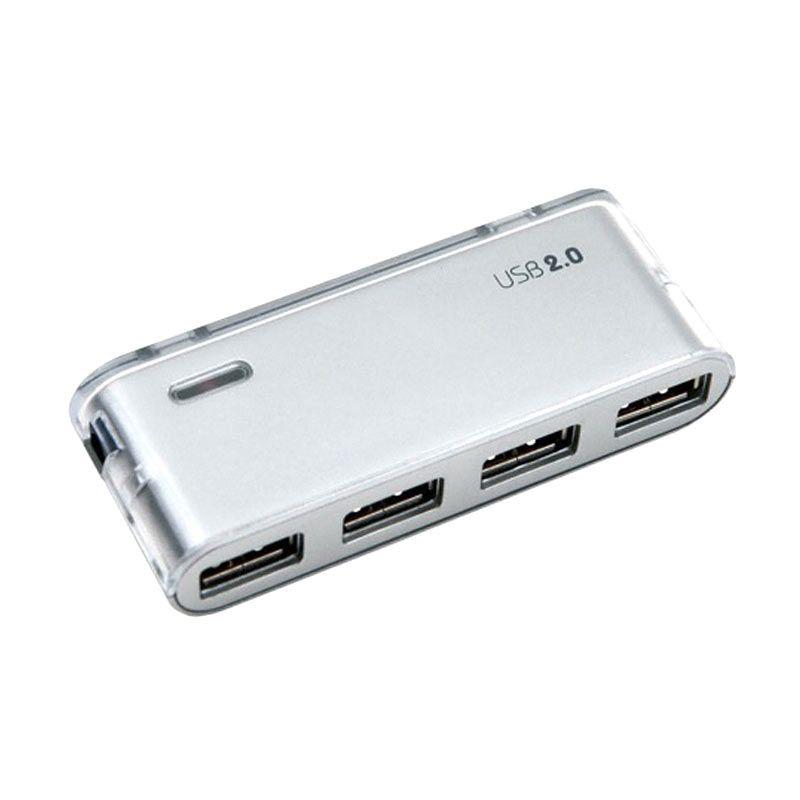BAFO USB 2.0 HUB 4 Port Mini Adaptor [BF-U240]