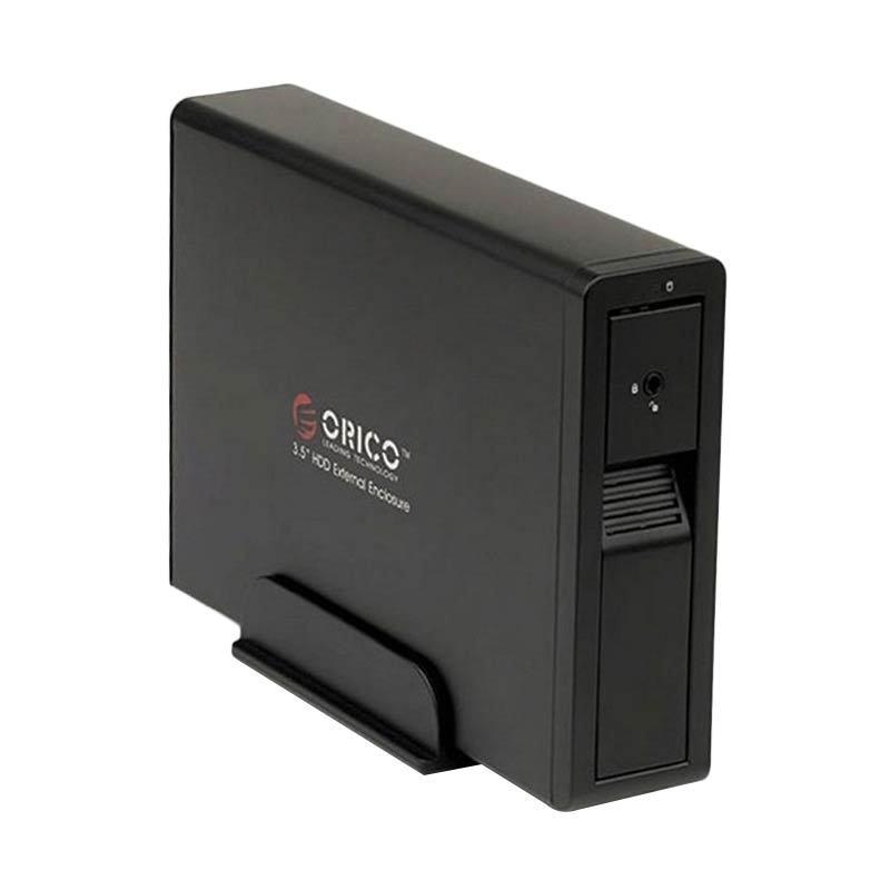 Orico 7618SUS3 Black Hardisk Enclosure [3.5