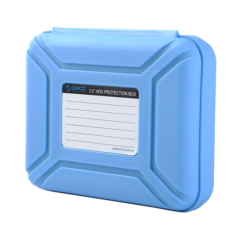 Orico PHX-35 Blue Casing for Hard Disk [3.5 Inch]