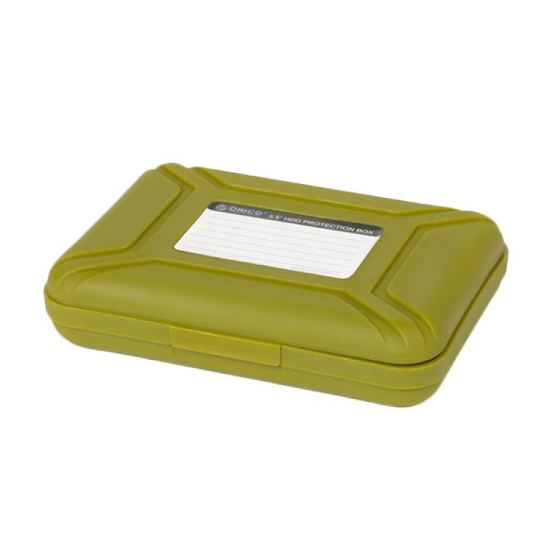 Orico PHX-35 Green Casing for Hard Disk [3.5 Inch]
