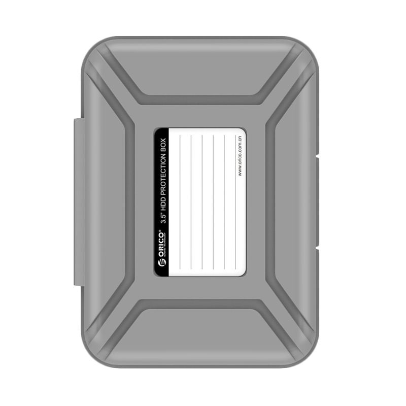 Orico PHX-35 Grey Casing for Hard Disk [3.5 Inch]