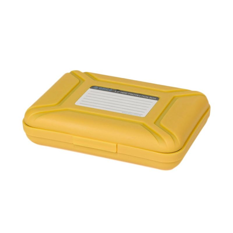 Orico PHX-35 Yellow Casing for Hard Disk [3.5 Inch]