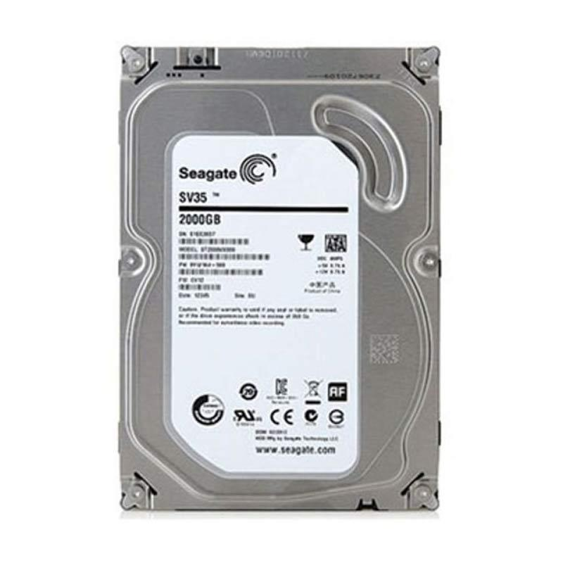 Seagate Harddisk Internal 3.5