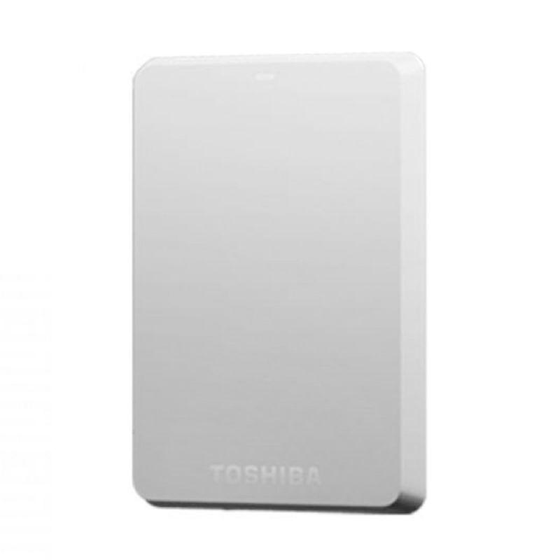 Toshiba Canvio Basic White Hardisk Eksternal [2 TB]