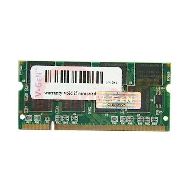V-Gen Sodimm DDRPC RAM Notebook [1 GB/PC3200]
