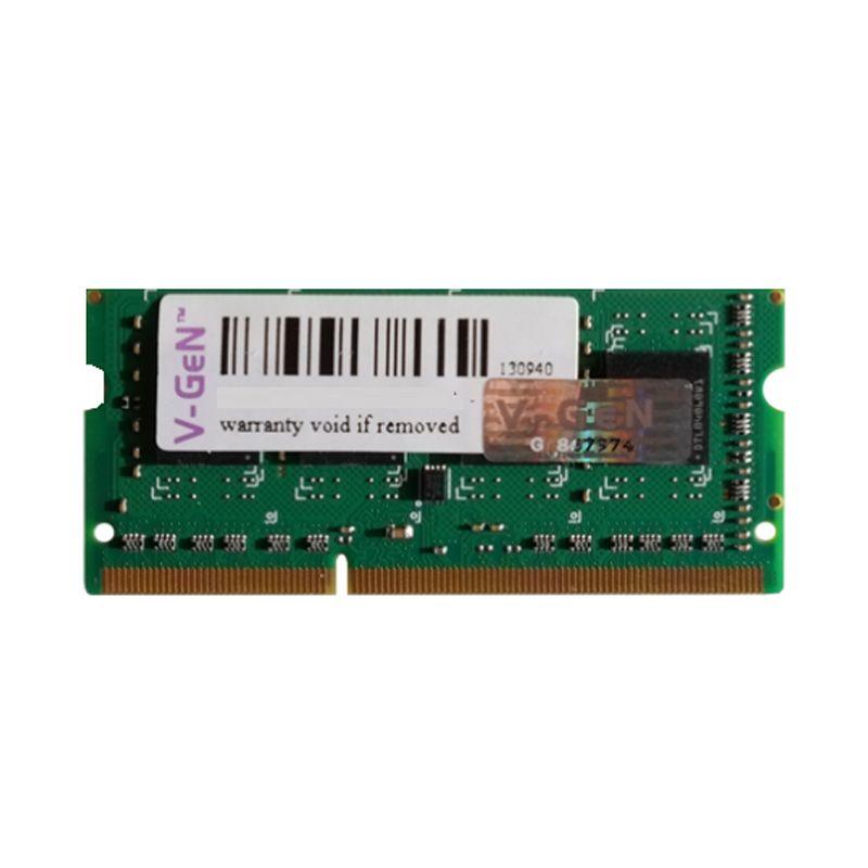 V-Gen Sodimm DDR3 RAM Notebook [2 GB/PC10600-1333]