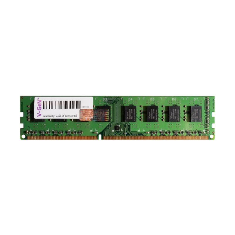 V-Gen Sodimm DDR3 RAM Notebook [4 GB/PC12800-1600]