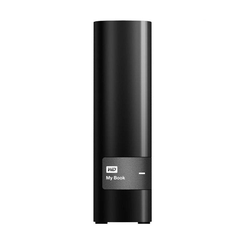 WD Hardisk Eksternal My Book Esssential 3.5 Inch USB 3.0 4TB Black