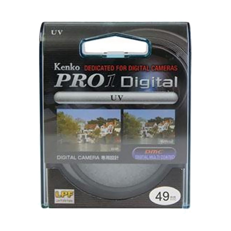 Kenko Pro1 Digital UV Filter 49mm