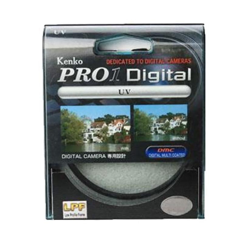 Kenko Filter 58mm UV Pro I Filter Lensa