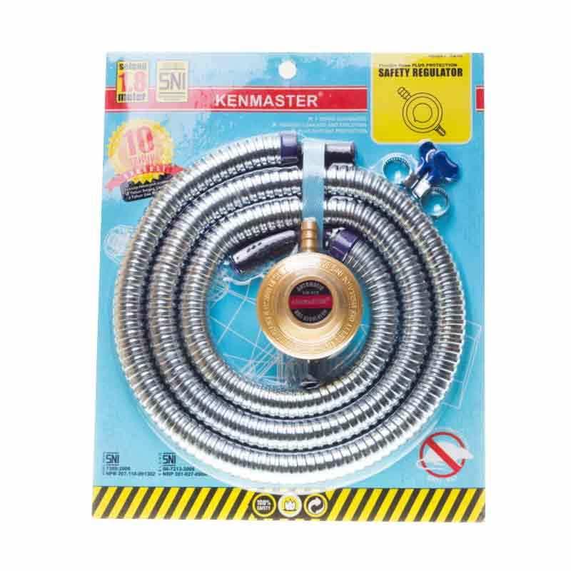 Kenmaster Paket Kenma Meter 1.8 M + PROTEC- Regulator