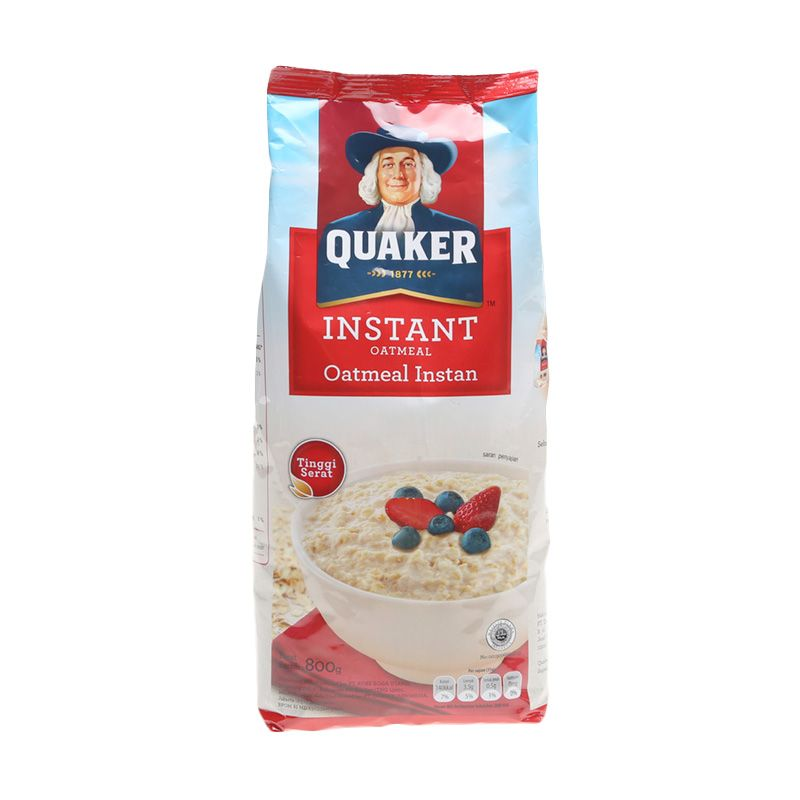 Daftar Harga Quaker Oatmeal Murah Di Pasaran Terbaru 2019