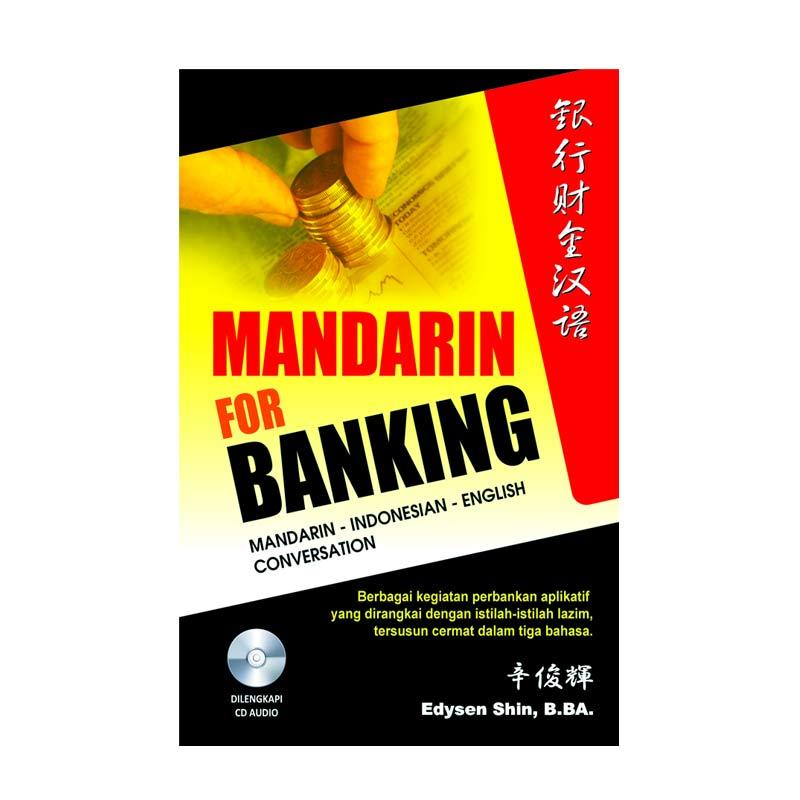 Kesaint Blanc Mandarin for Banking + CD