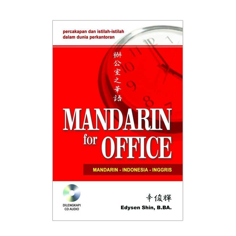Kesaint Blanc Mandarin for Office + CD Audio