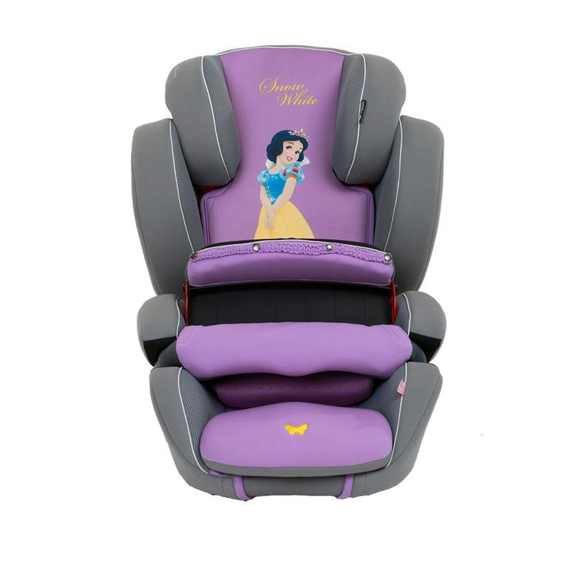 Kiddy Comfort Pro Snow White Grey Car Seat