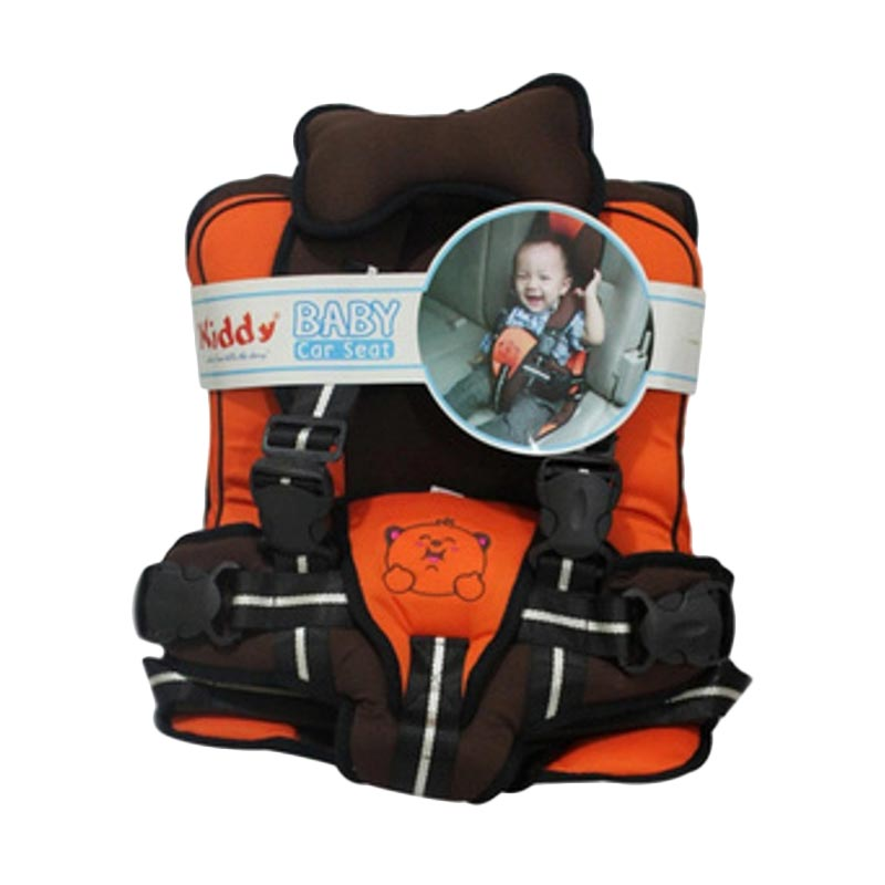 harga Kiddy Baby Car Seat / Car Seat Portable Orange Blibli.com
