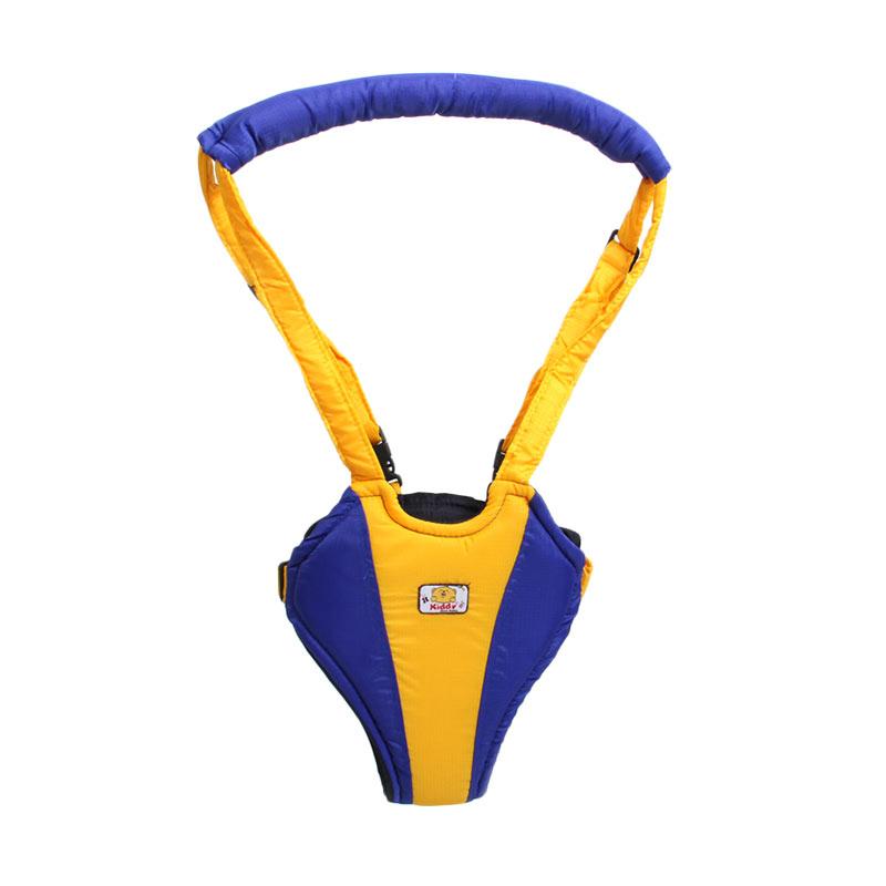 Kiddy Learn to Walk - Biru Kuning
