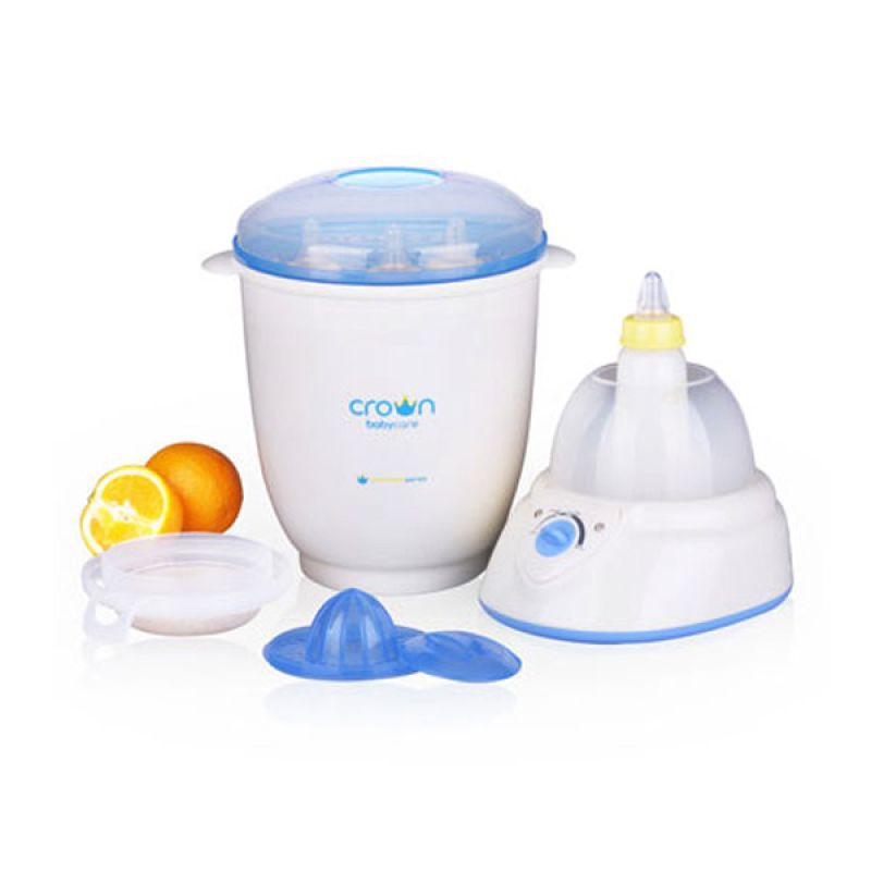 Crown Baby Care (Digital 6 in 1 Steaming Centre)