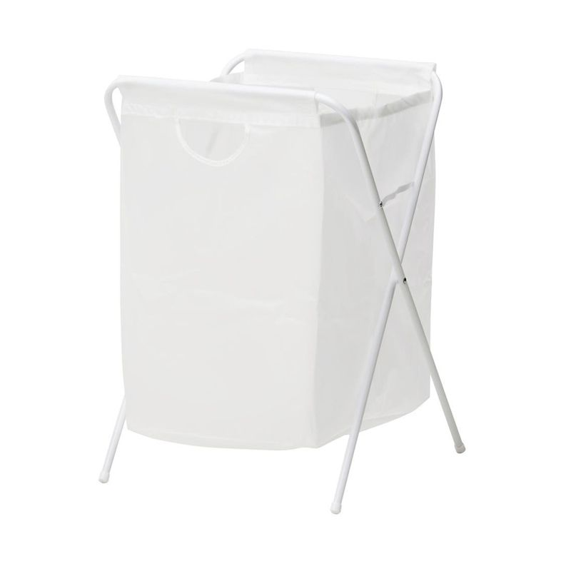 Ikea Jall White Laundry Bag
