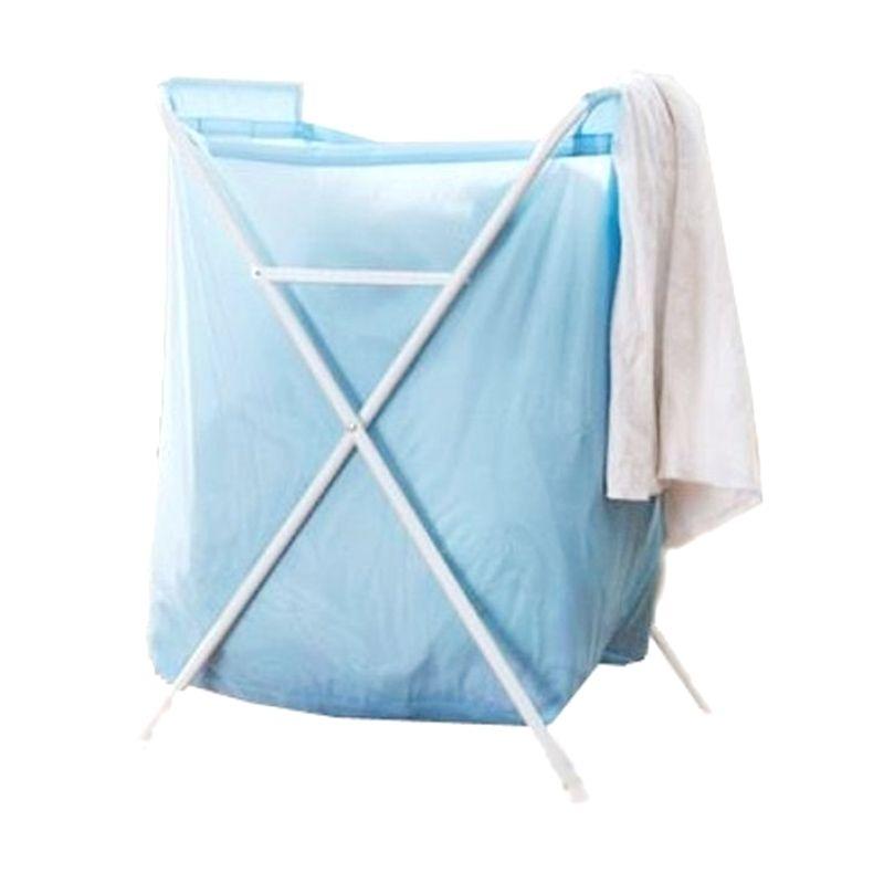 Monkizz Ijos Biru Laundry Bag