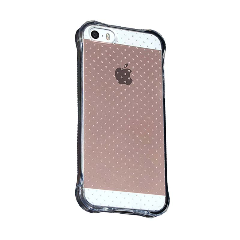 KIM TPU Protector Cover Casing for Apple iPhone 4 or 4S - Clear Transparant
