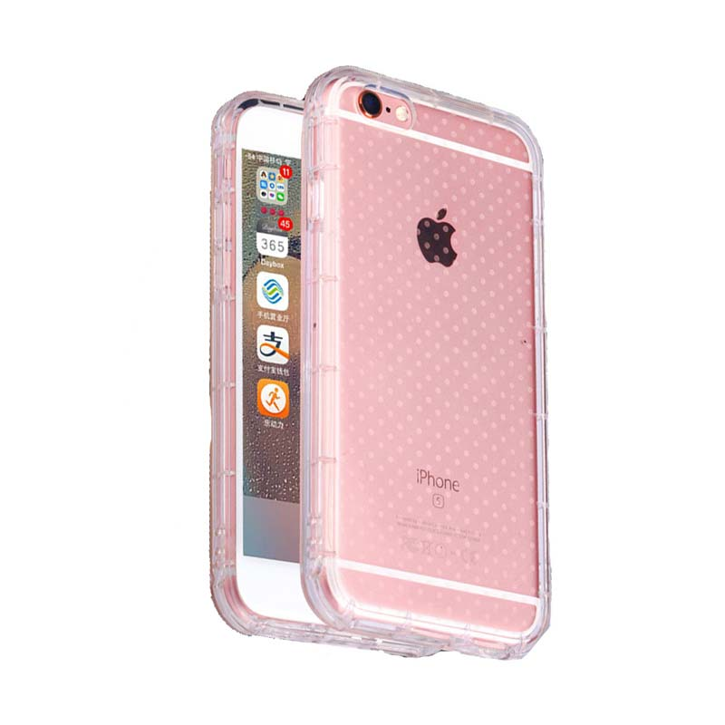 KIM TPU Protector Cover Casing for Apple iPhone 5 or 5S- Clear Transparant