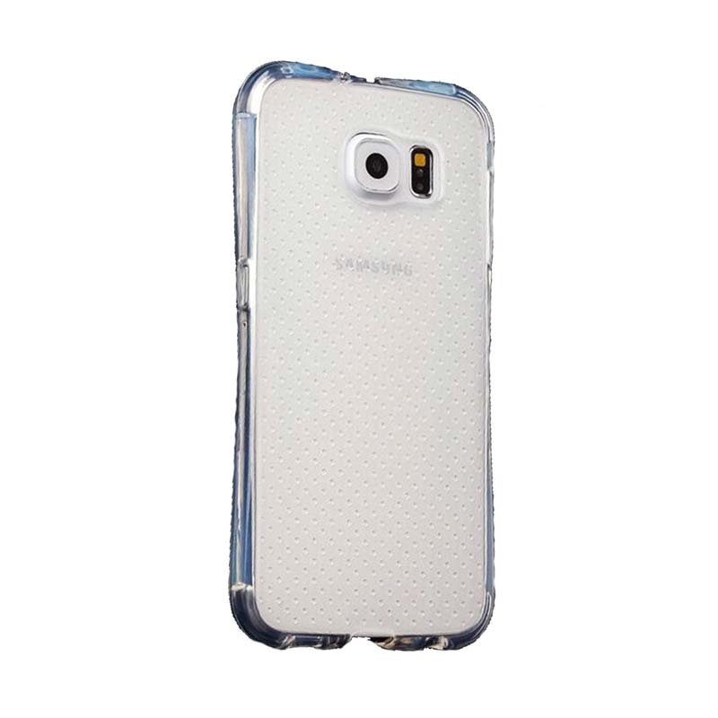 KIM TPU Protector Cover Casing for Samsung Galaxy S7 - Clear Transparant