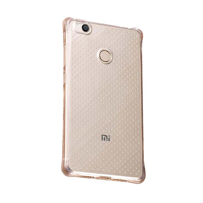 KIM TPU Protector Cover Casing for Xiaomi 4S or M4S - Clear Transparant