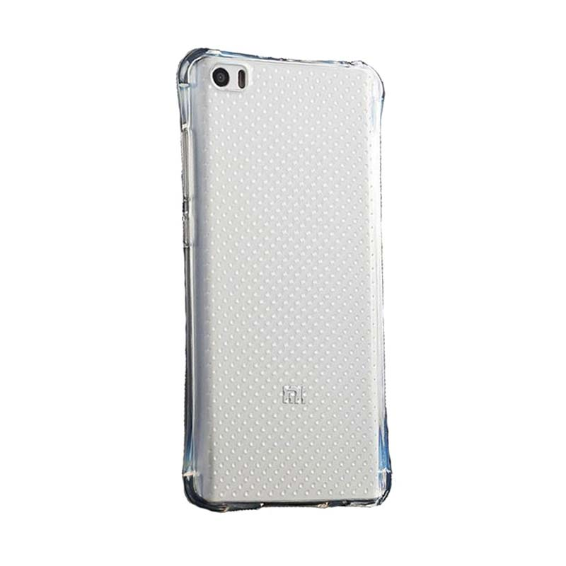 KIM TPU Protector Cover Casing for Xiaomi Note - Clear Transparant