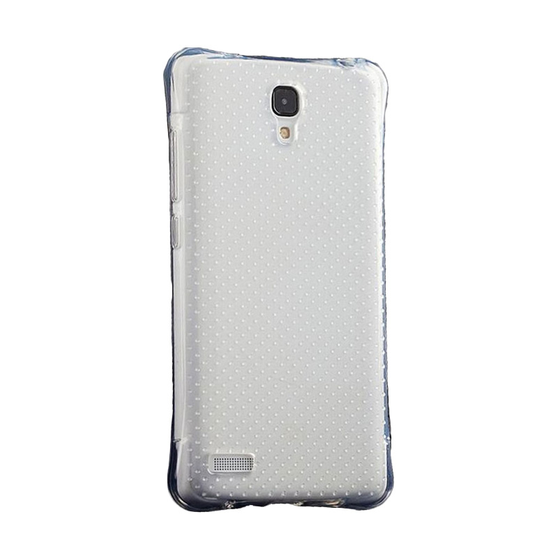 KIM TPU Protector Cover Casing for Xiaomi Redmi Note - Clear Transparant